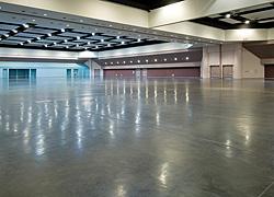 Santa Clara Convention Center Exhibit Hall