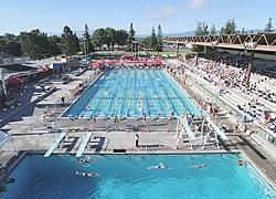 International Swim Center in Santa Clara