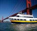 Blue and Gold Fleet tours of San Francisco Bay Area
