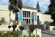 de Saisset Museum in Santa Clara