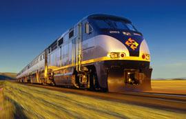 Amtrak public transportation