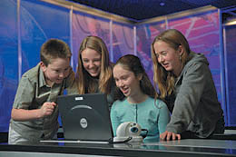 Student Tours of Intel Museum