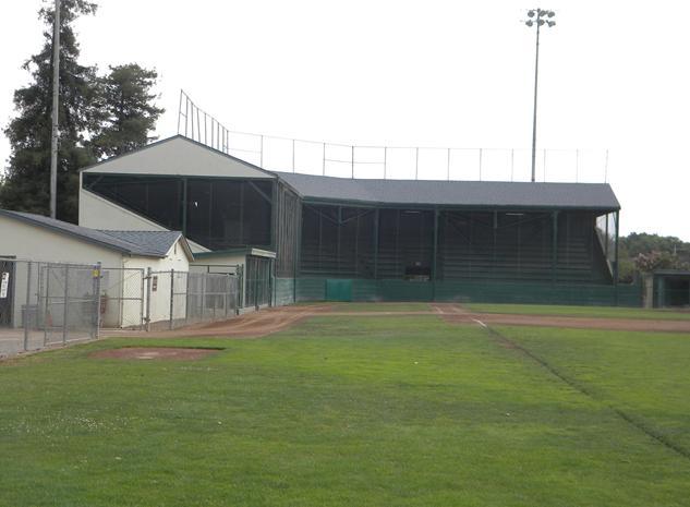 Washington Park Baseball Field Visit Santa Clara Ca