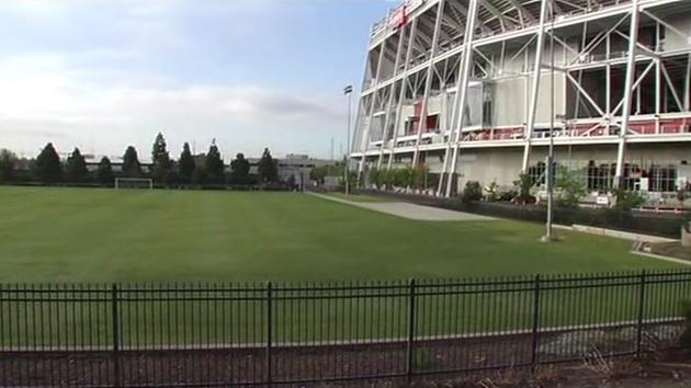 Youth Soccer Park in Santa Clara, California