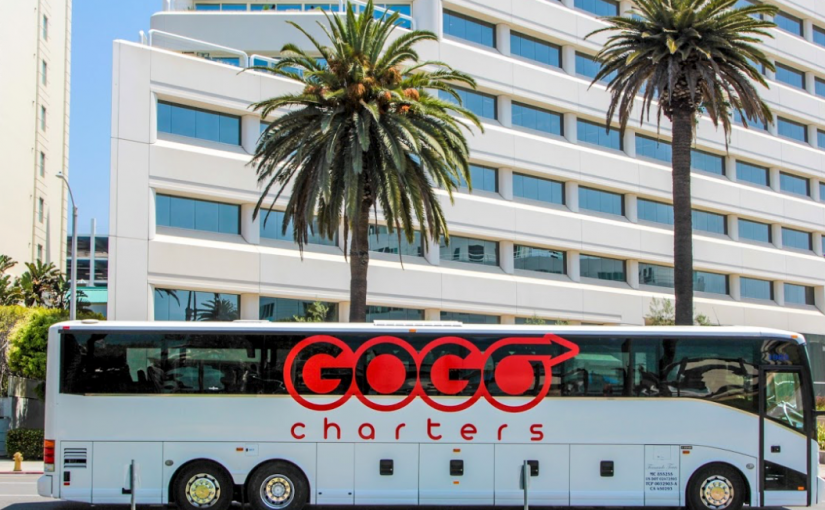 GOGO San Francisco Charters